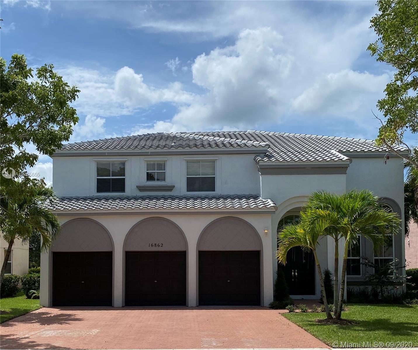 16862 SW 50th Street, Miramar, FL 33027 - #: A10865555