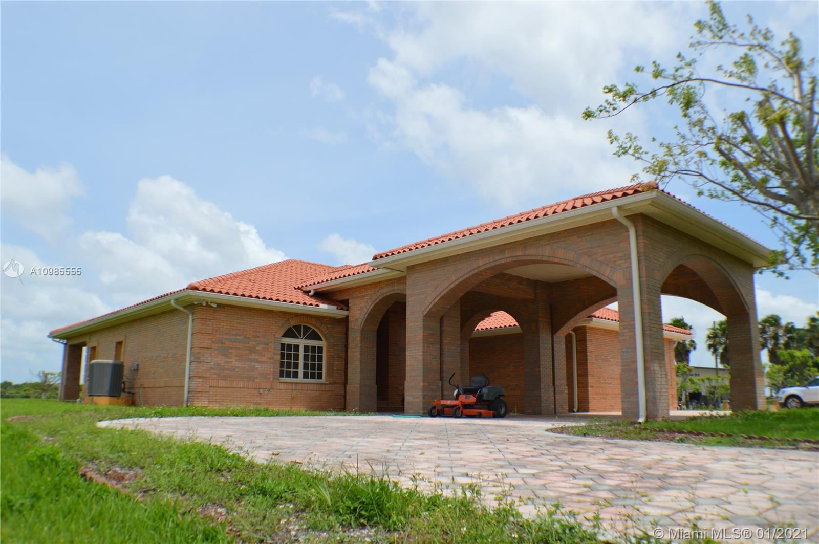 31002 SW 212th Ave, Homestead, FL 33030 - #: A10985555
