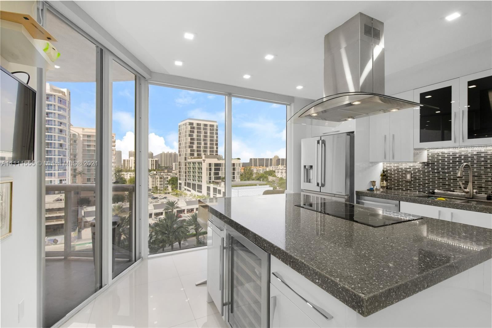 Photo of 17555 Collins Ave #905, Sunny Isles Beach, FL 33160 (MLS # A11111555)