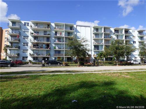 Photo of 12500 NE 15th Ave #405, North Miami, FL 33161 (MLS # A10840556)