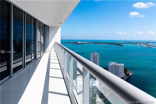 Photo of 495 Brickell Ave #5203, Miami, FL 33131 (MLS # A10907556)