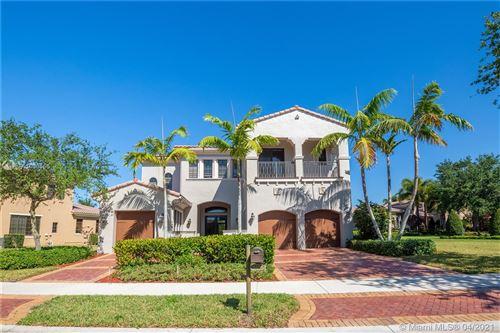 Photo of 9551 Eden Manor, Parkland, FL 33076 (MLS # A11030556)