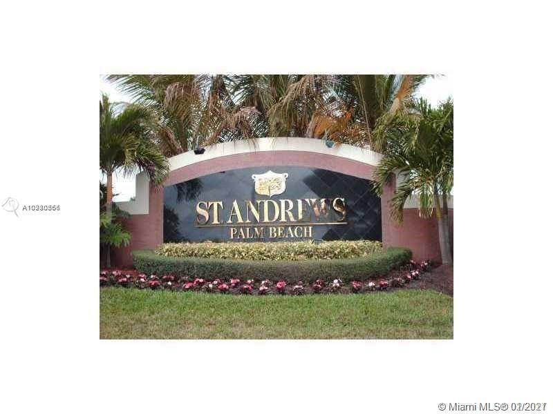 1133 Benoist Farms Rd #101, West Palm Beach, FL 33411 - #: A10980556