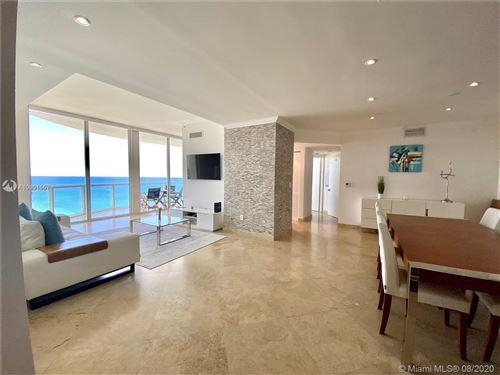 Photo of 6365 Collins Ave #4509, Miami Beach, FL 33141 (MLS # A10801557)