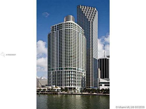 Photo of 300 S BISCAYNE BLVD #1603, Miami, FL 33131 (MLS # A10820557)