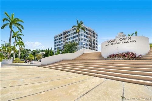 Photo of 1500 Presidential Way #804, West Palm Beach, FL 33401 (MLS # A11075557)