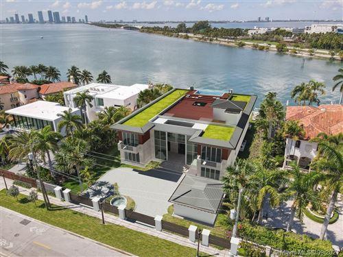 Photo of 3100 N Bay Rd, Miami Beach, FL 33140 (MLS # A11097557)