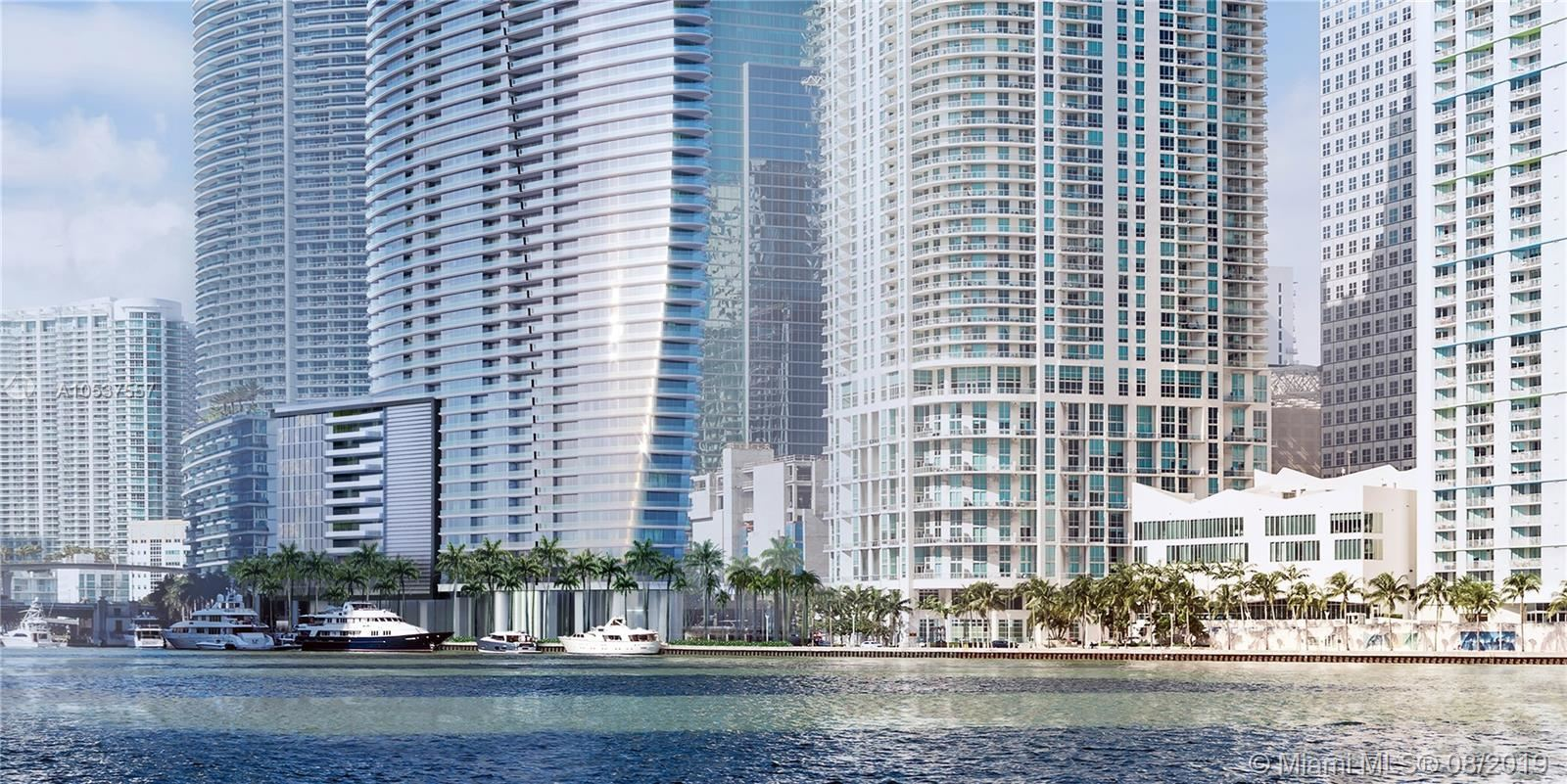 300 Biscayne Blvd Way #1201, Miami, FL 33131 - #: A10537557