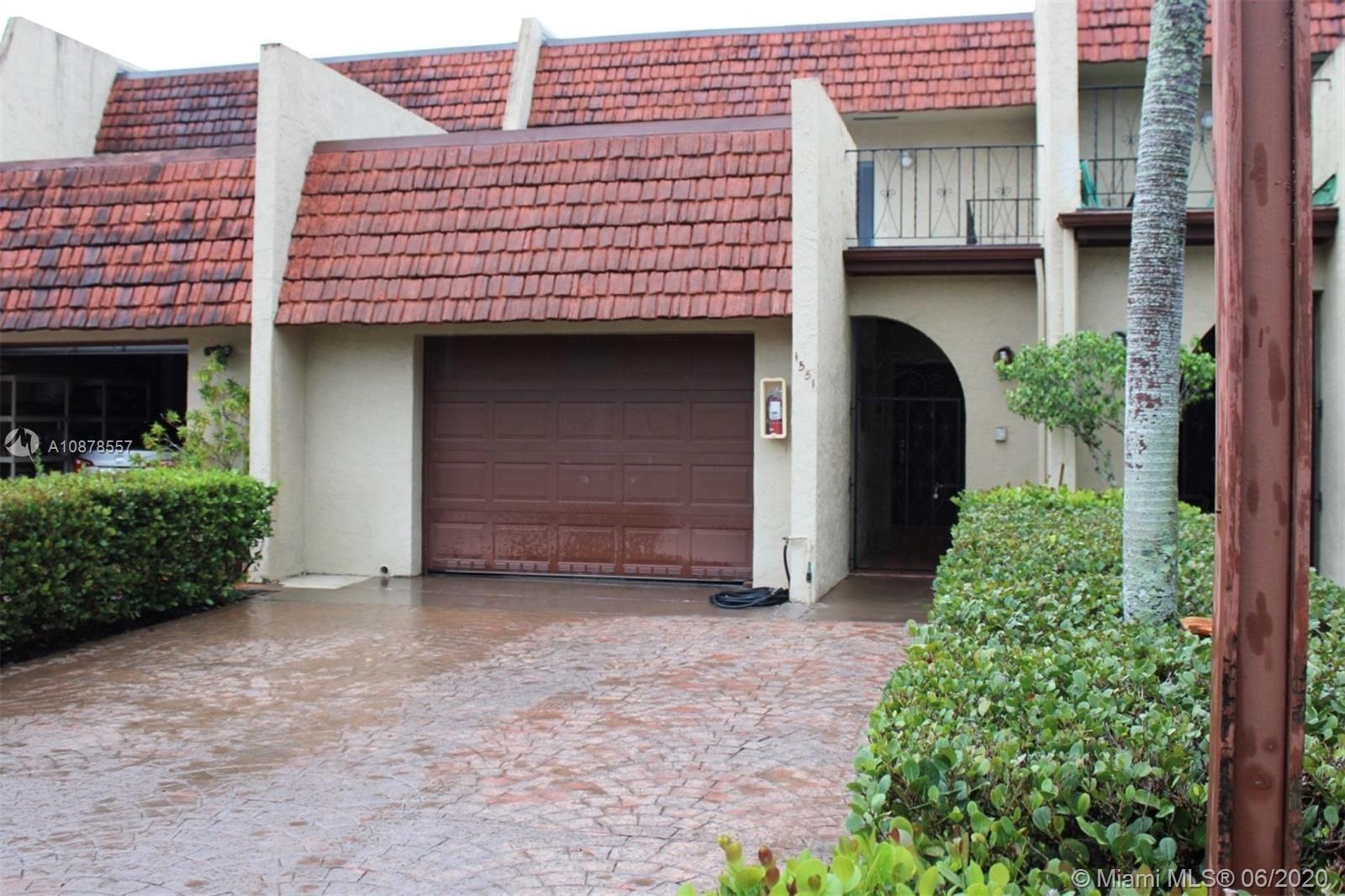 1551 Rue Vendome #4B, Pembroke Pines, FL 33026 - #: A10878557