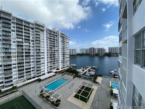 Photo of 18041 N Biscayne Blvd #1002, Aventura, FL 33160 (MLS # A10818558)