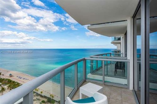 Photo of 18683 Collins Ave #2506, Sunny Isles Beach, FL 33160 (MLS # A11117558)