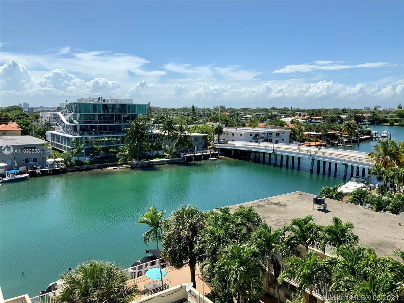 8400 Byron Ave #6D, Miami Beach, FL 33141 - #: A11039558