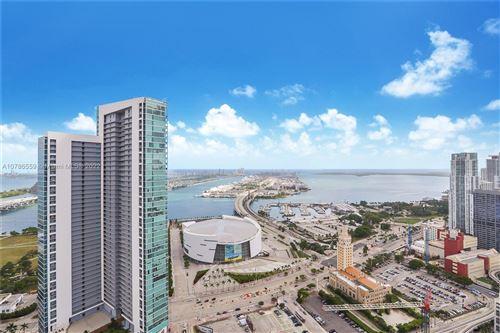 Photo of 851 NE 1st Ave #4111, Miami, FL 33128 (MLS # A10786559)