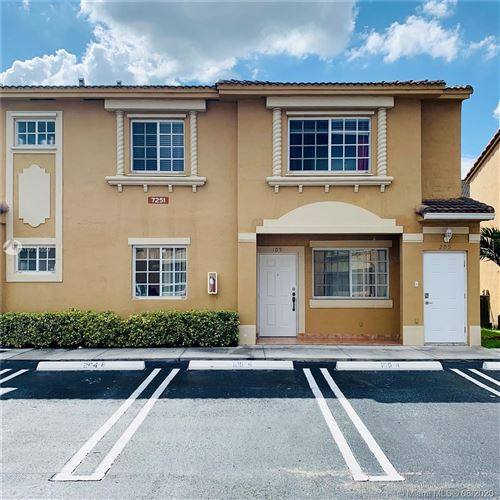 Photo of 7251 NW 174th Ter #205, Hialeah, FL 33015 (MLS # A10915559)