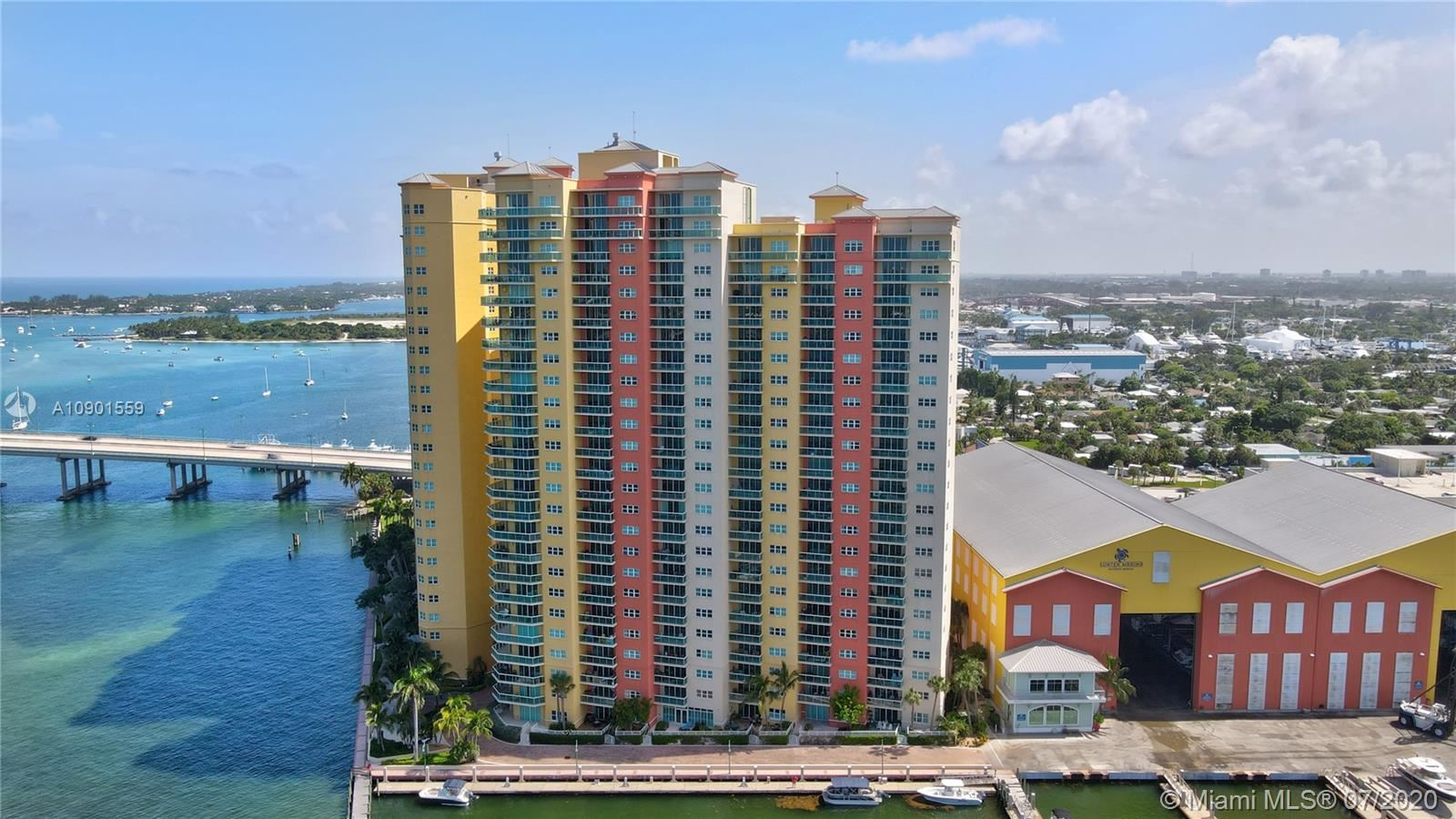 2650 Lake Shore Dr #1505, Riviera Beach, FL 33404 - #: A10901559