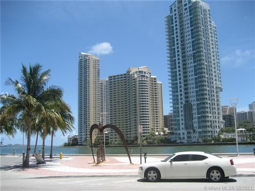 Photo of 300 S Biscayne Blvd #T-1805, Miami, FL 33131 (MLS # A10695560)