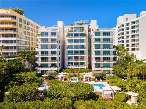 Photo of 125 Ocean Dr #U-0503, Miami Beach, FL 33139 (MLS # A11108560)