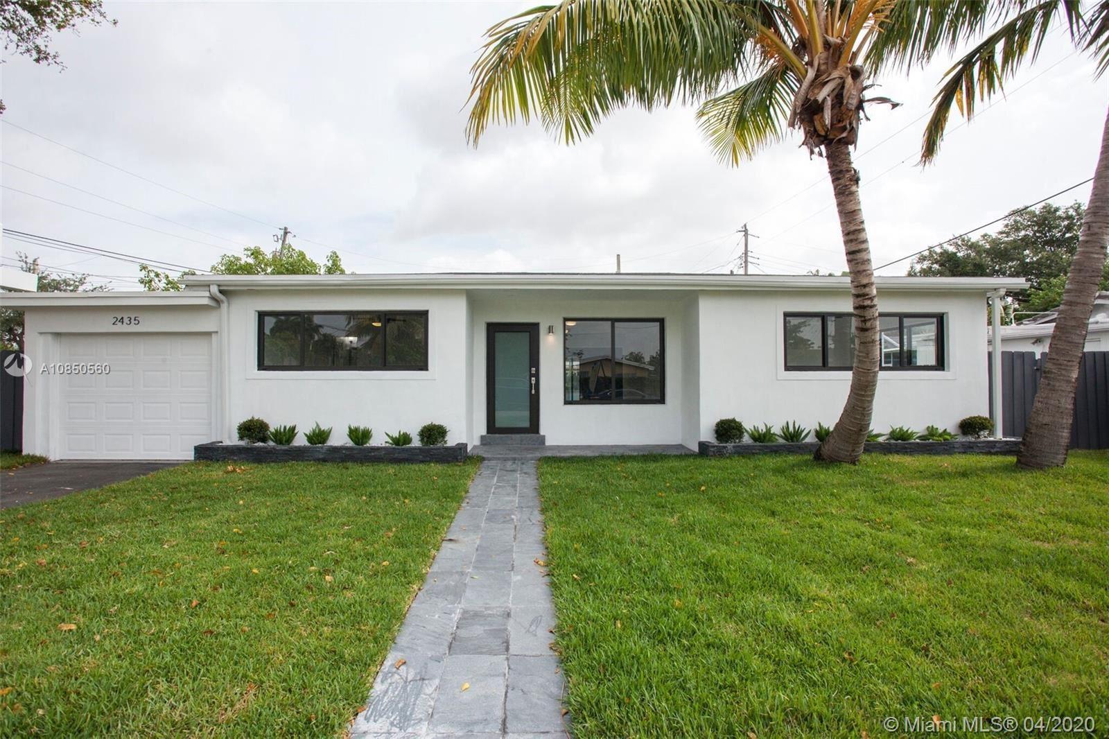 2435 NE 214th St, Miami, FL 33180 - #: A10850560
