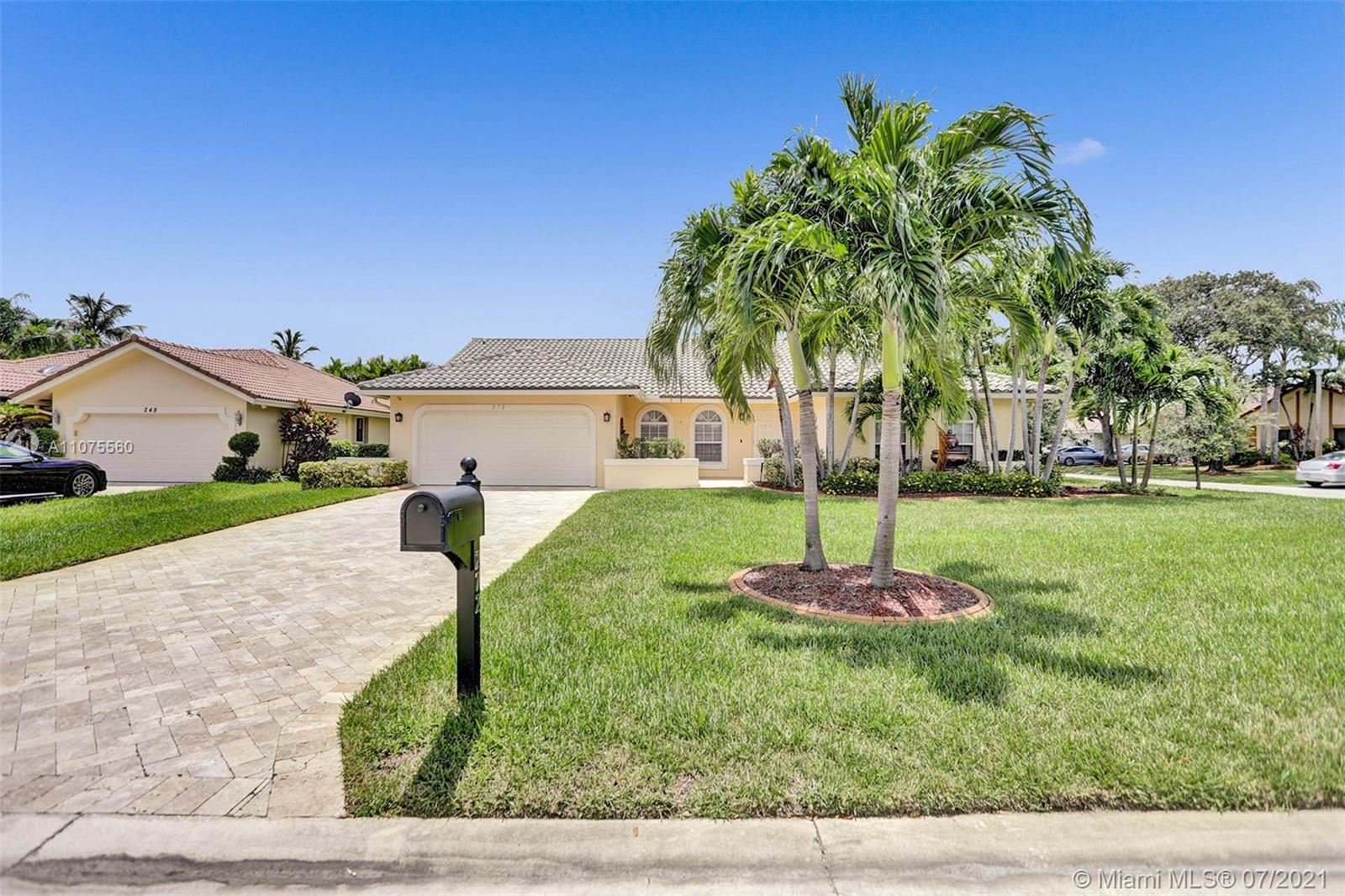 272 NW 121st Ave, Coral Springs, FL 33071 - #: A11075560