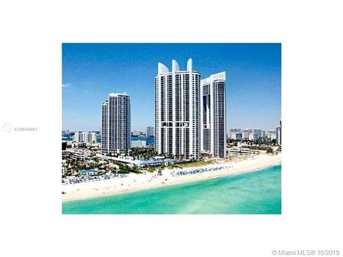 Photo of 18001 Collins Ave #1006, Sunny Isles Beach, FL 33160 (MLS # A10648561)