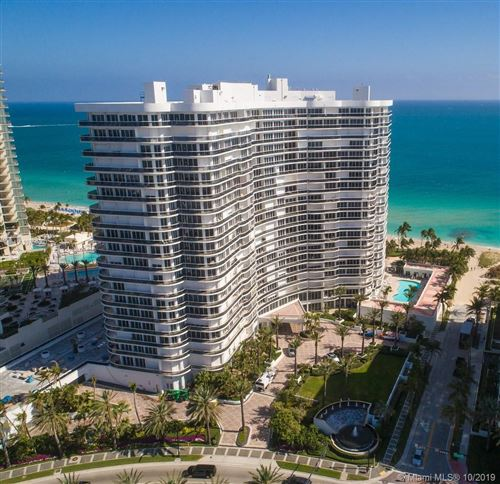 Photo of 9601 COLLINS AV #1502, Bal Harbour, FL 33154 (MLS # A10754561)