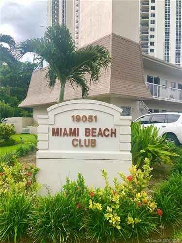 Photo of 19051 S Collins Ave #E114, Sunny Isles Beach, FL 33160 (MLS # A10804561)
