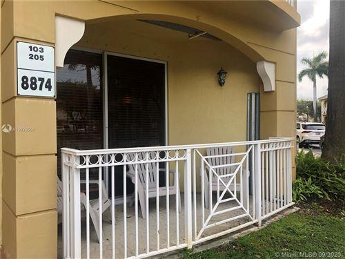 Photo of 8874 W Flagler St #103, Miami, FL 33174 (MLS # A10926561)