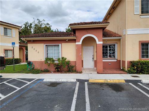Photo of 8420 SW 150th Ave #101, Miami, FL 33193 (MLS # A11014561)