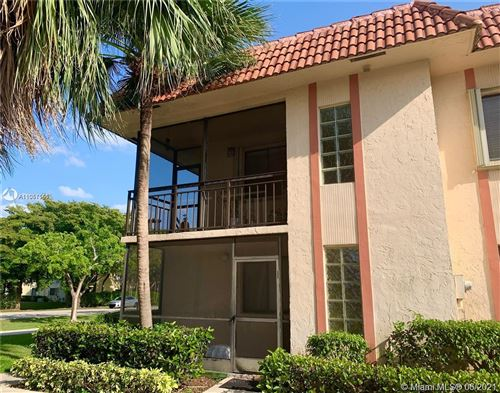 Photo of 399 Lakeview Dr #101, Weston, FL 33326 (MLS # A11057561)