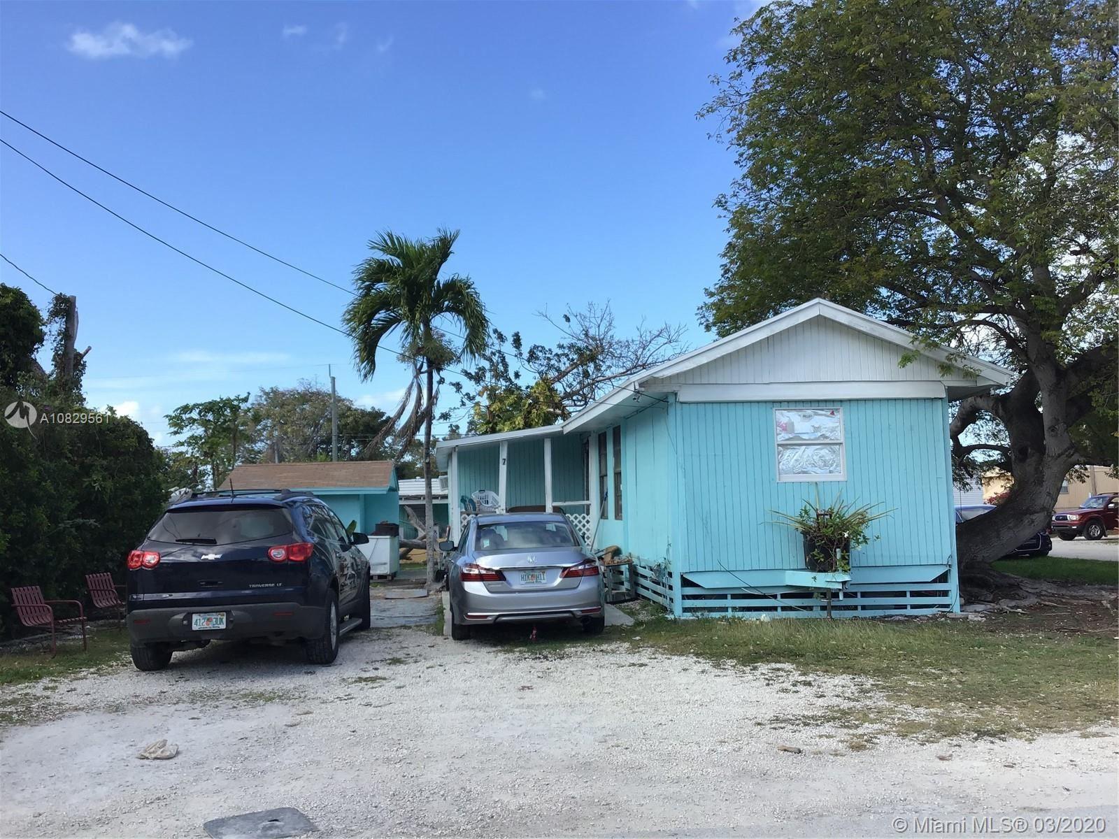 7 Avenue B, Key Largo, FL 33037 - #: A10829561