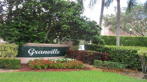Photo of Listing MLS a10886562 in 7845 Granville Dr #210 Tamarac FL 33321