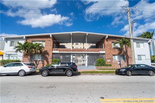 Photo of 305 69th St #102, Miami Beach, FL 33141 (MLS # A10889562)
