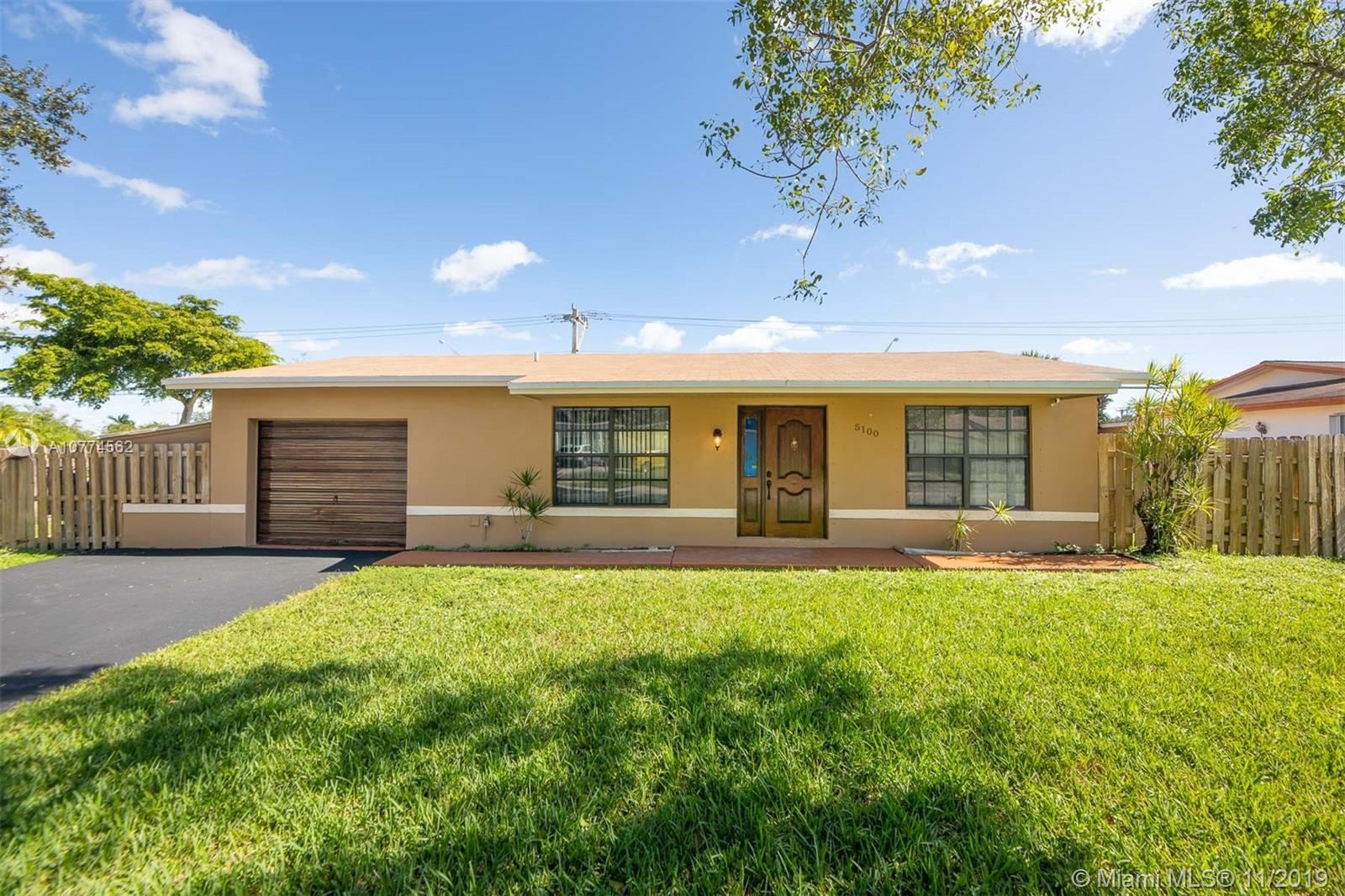 Photo of 5100 SW 101st Ave, Cooper City, FL 33328 (MLS # A10774562)