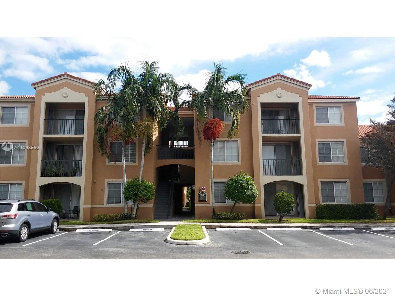 7930 N Nob Hill Rd #206, Tamarac, FL 33321 - #: A11063562