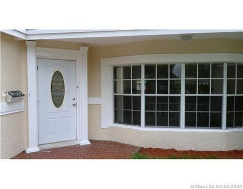 Photo of Listing MLS a10861563 in 3300 NW 32nd St Lauderdale Lakes FL 33309