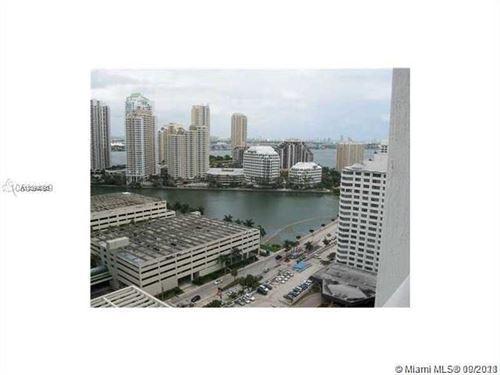 Photo of 950 Brickell Bay Dr #2302, Miami, FL 33131 (MLS # A11099563)