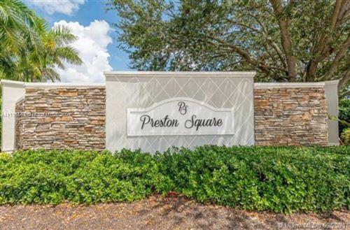 Photo of 2833 TROUBADOUR ST #2833, Palm Springs, FL 33406 (MLS # A11116563)