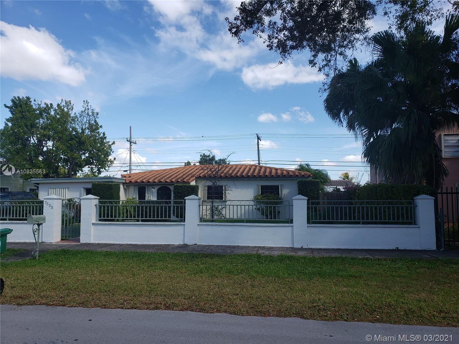 7395 SW 39th St, Miami, FL 33155 - #: A10835563