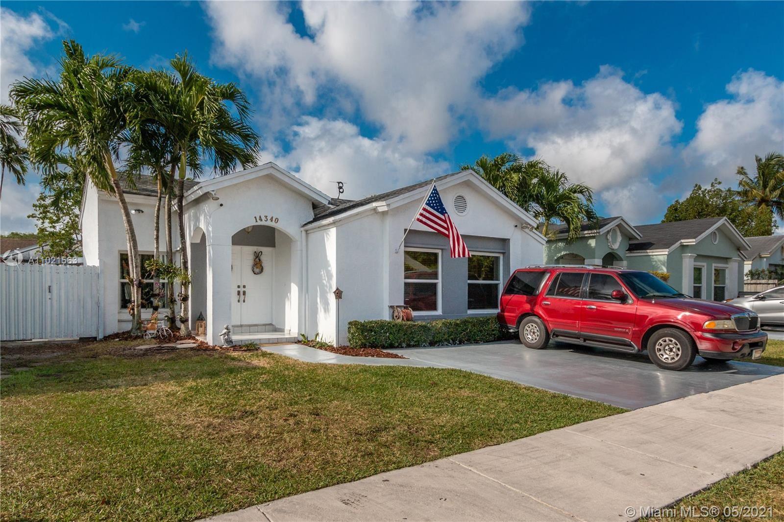 14340 SW 103rd St, Miami, FL 33186 - #: A11021563