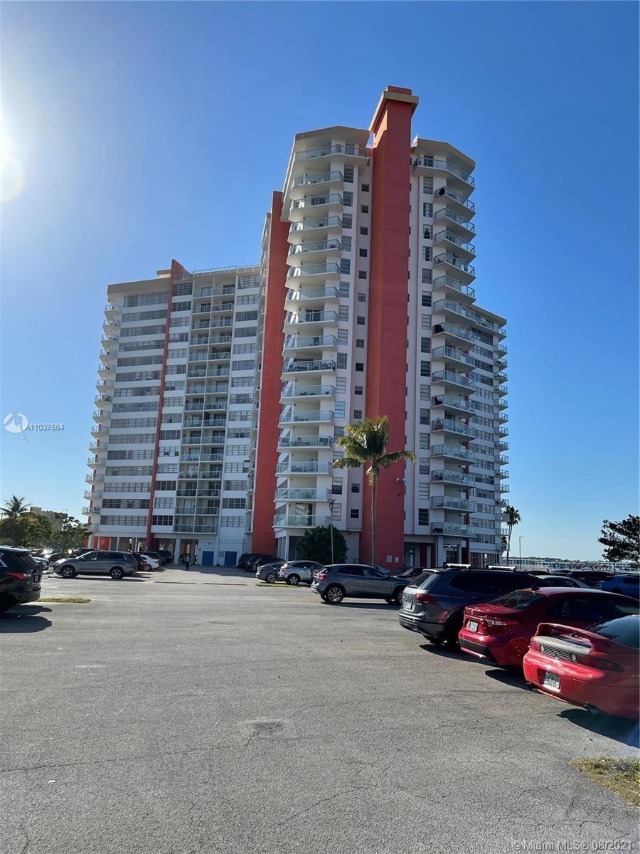 1351 NE Miami Gardens Dr #806E, Miami, FL 33179 - #: A11037564
