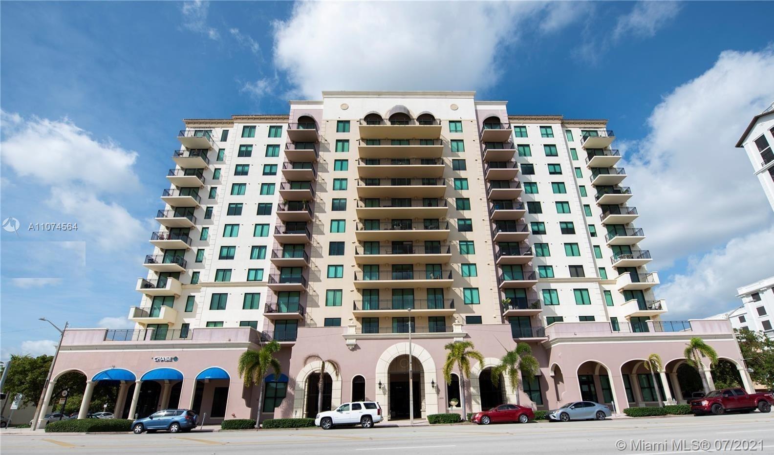 Photo of 1300 Ponce De Leon Blvd #1205, Coral Gables, FL 33134 (MLS # A11074564)