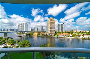 Photo of 19390 Collins Ave #921, Sunny Isles Beach, FL 33160 (MLS # A10652565)