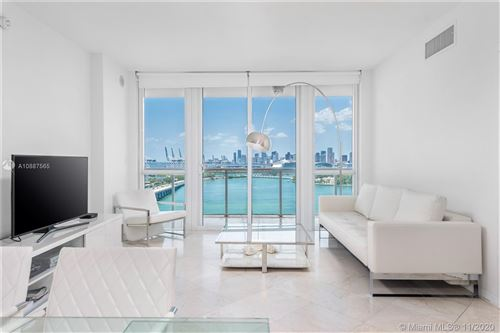 Photo of 520 West Ave #1703, Miami Beach, FL 33139 (MLS # A10887565)