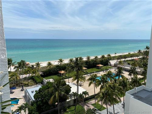 Photo of 2655 Collins Avenue #1110, Miami Beach, FL 33140 (MLS # A11024565)