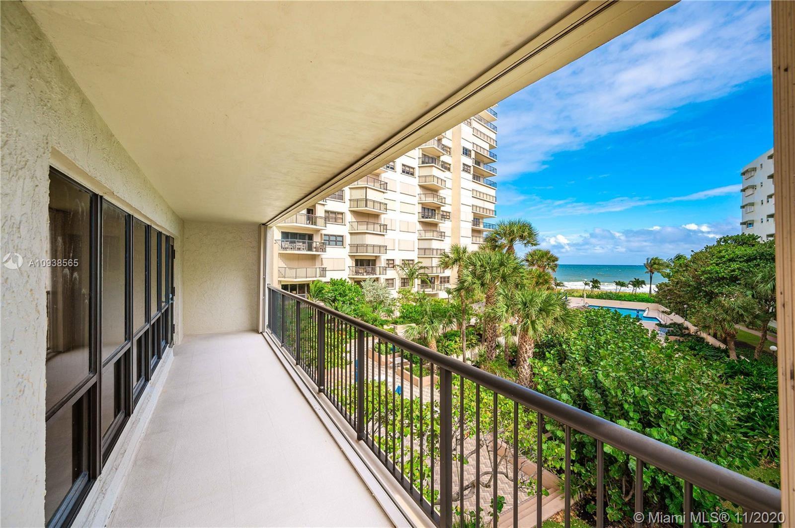 1800 S Ocean Blvd #307, Lauderdale by the Sea, FL 33062 - #: A10938565
