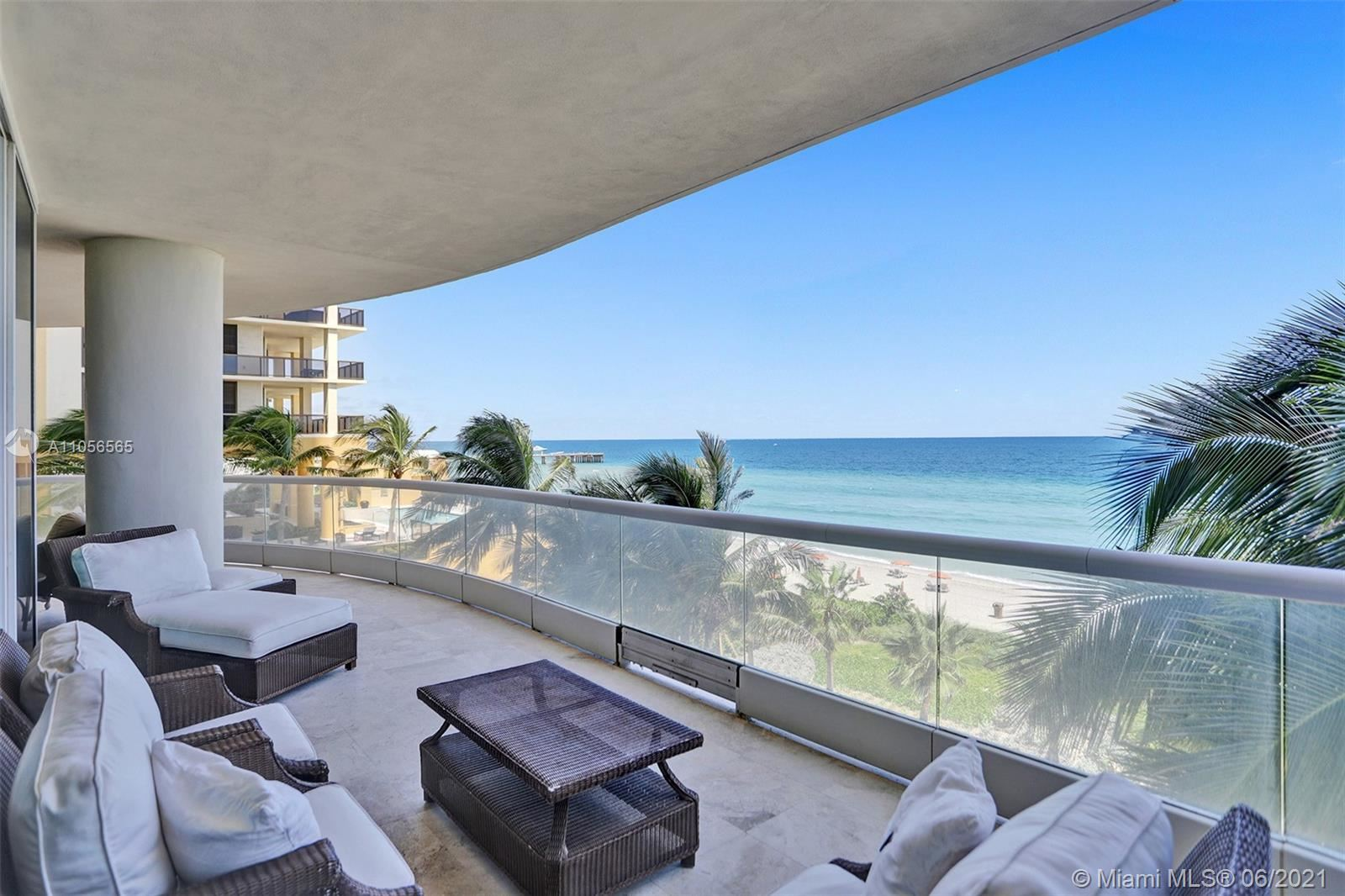 Photo of 16051 Collins Ave #504, Sunny Isles Beach, FL 33160 (MLS # A11056565)