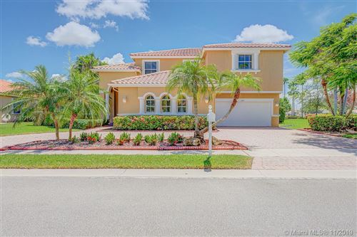 Photo of 1251 SW 189th Ave, Pembroke Pines, FL 33029 (MLS # A10721566)
