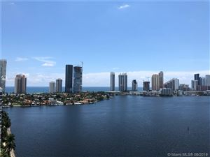 Photo of 3530 Mystic Pointe Dr #2115, Aventura, FL 33180 (MLS # A10724566)