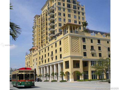 Photo of 1607 Ponce De Leon Blvd #9C, Coral Gables, FL 33134 (MLS # A10796566)