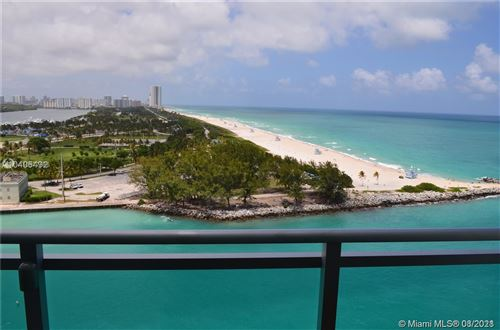 Photo of Listing MLS a10877566 in 10295 COLLINS AV #1115 Bal Harbour FL 33154